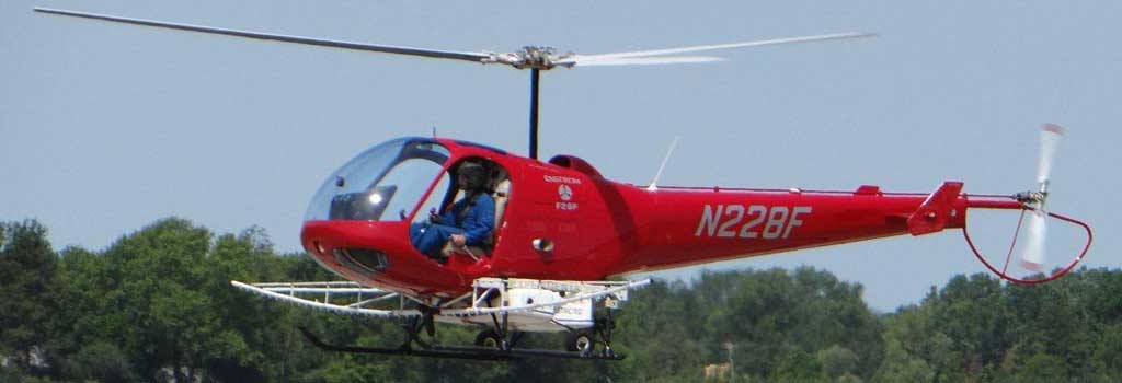 Helicopter Spraying Systems