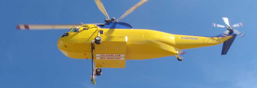 Helicopter Spray Systems